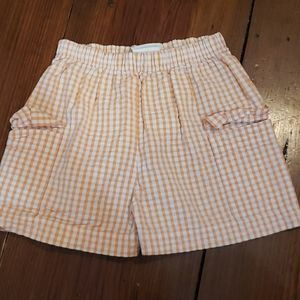 Castle & Crowns Sz 2T Seersucker shorts boys